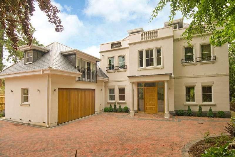 6 Bedrooms Detached House for sale in Fairmile Avenue, Cobham, Surrey, KT11