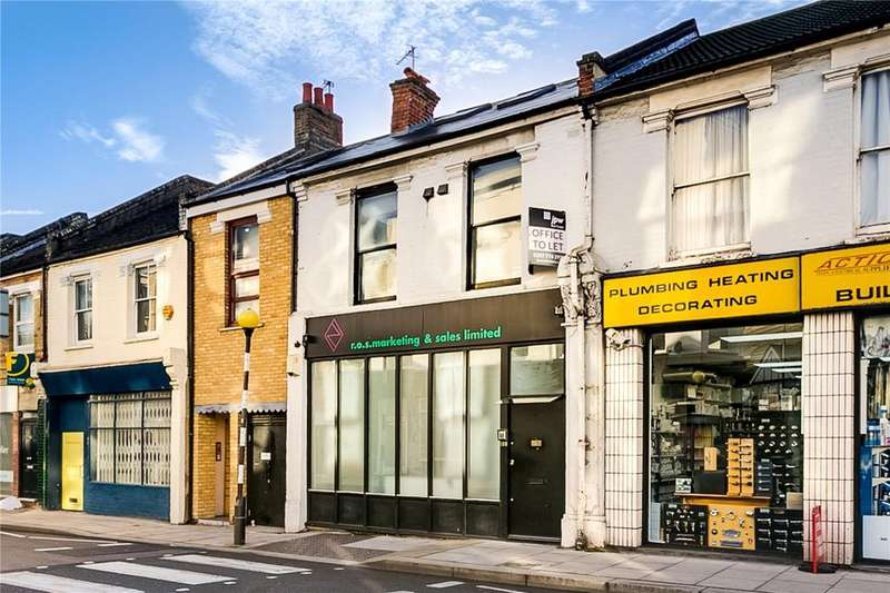 Terraced House for sale in Dawes Road, London