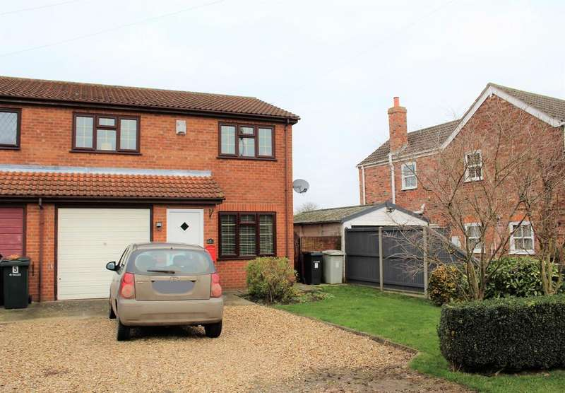3 Bedrooms End Of Terrace House for sale in Daisy Terrace, Burgh Road, Friskney, Boston, PE22 8NY