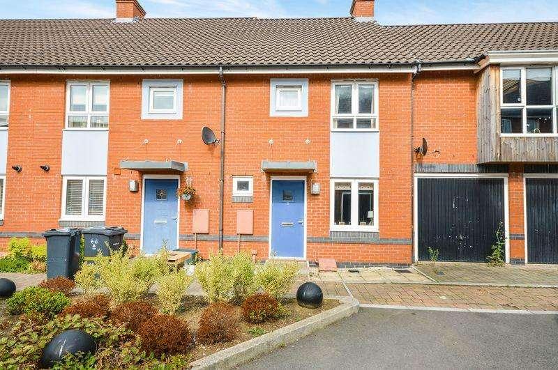 3 Bedrooms Terraced House for sale in Norton Farm Road, Bristol