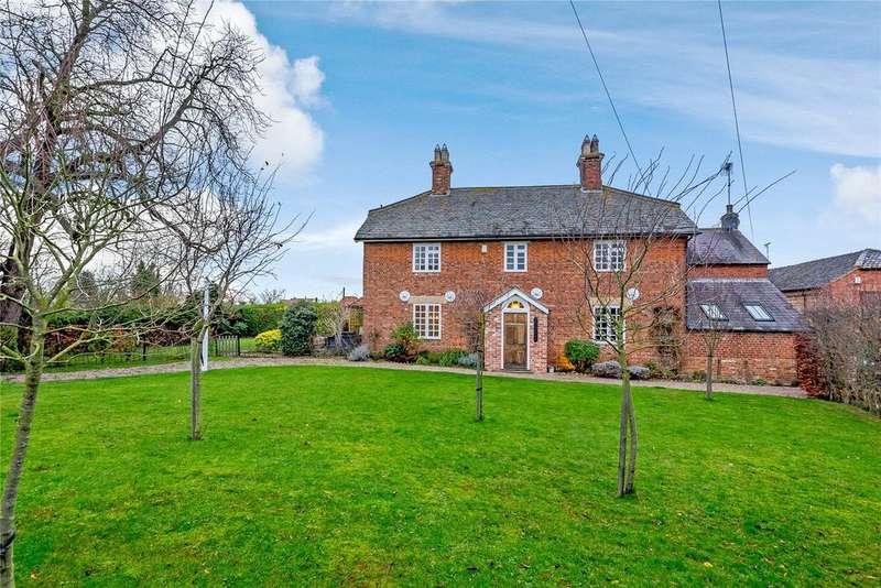 4 Bedrooms Detached House for sale in Barkestone Lane, Plungar, Nottingham, Nottinghamshire, NG13