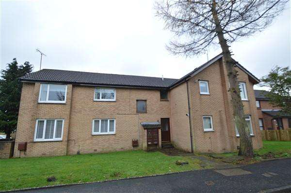 2 Bedrooms Flat for sale in Broughton Road, Summerston, Glasgow, G23 5BP