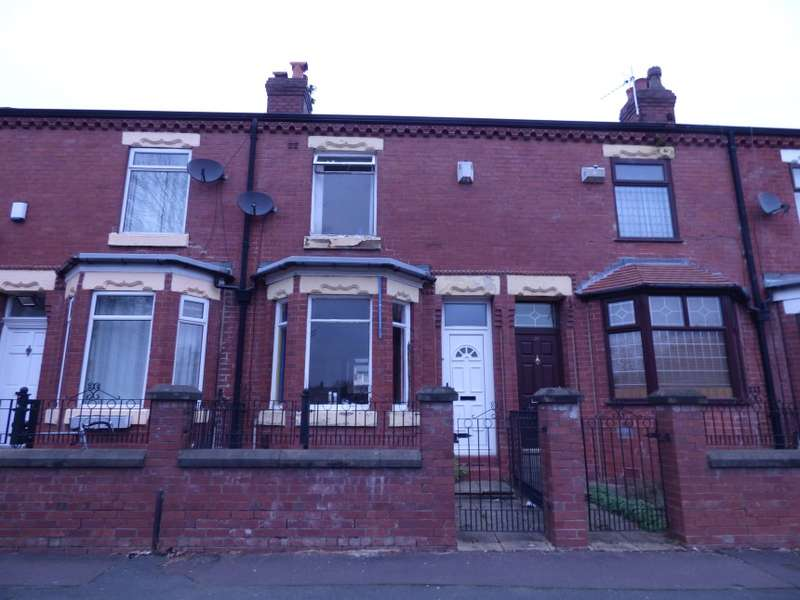 2 Bedrooms Terraced House for sale in 23 Haworth Road, Gorton, Manchester