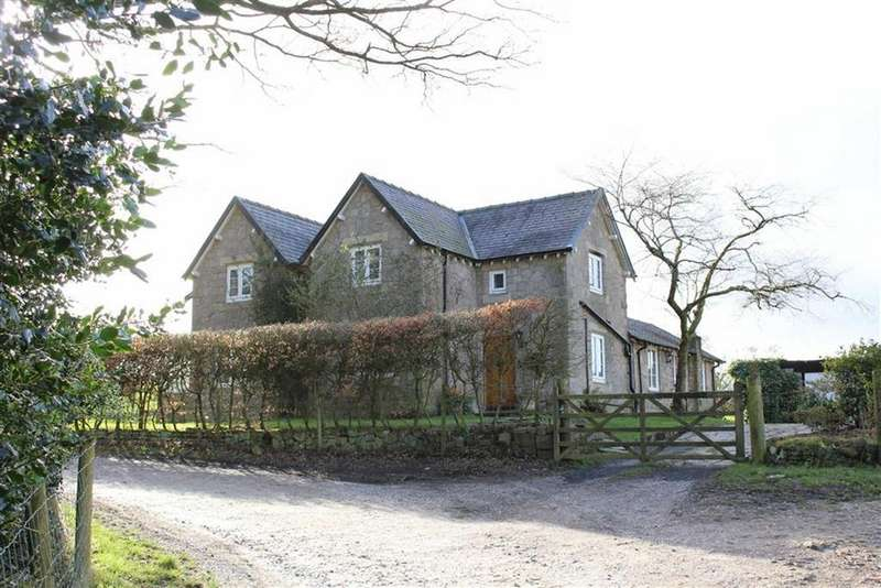 3 Bedrooms Detached House for sale in Lyme Park, Disley, Stockport, Cheshire