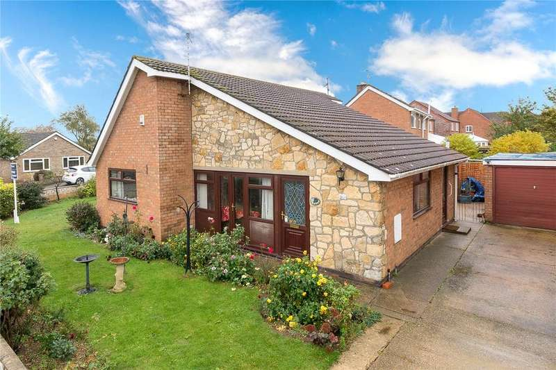 3 Bedrooms Detached Bungalow for sale in Winchelsea Road, Ruskington, Sleaford, Lincolnshire, NG34
