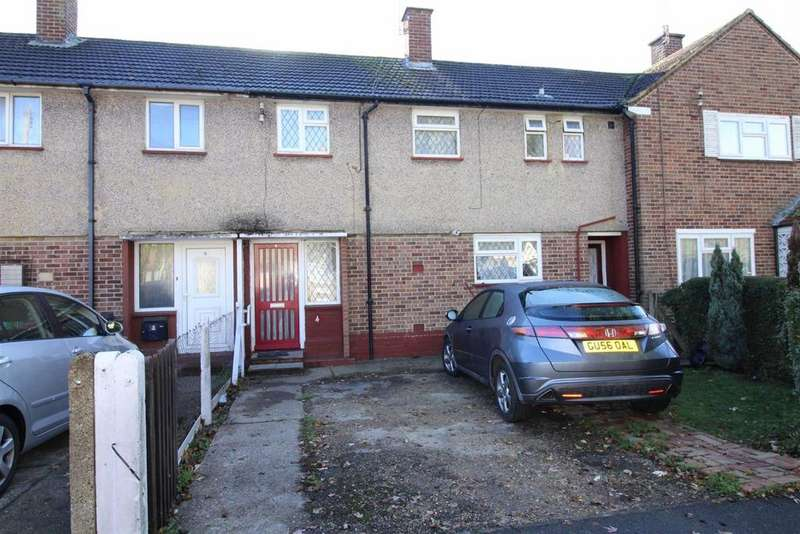 3 Bedrooms Terraced House for sale in Knolton Way, Wexham, Slough