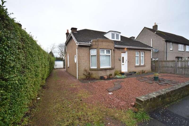 2 Bedrooms Detached Bungalow for sale in 15 Holm Street, Carluke, ML8 5BS