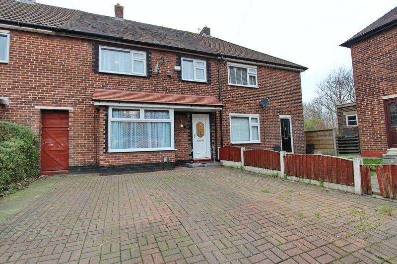 3 Bedrooms Terraced House for sale in Pimlott Grove, Prestwich, Manchester
