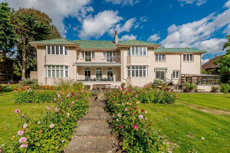 6 Bedrooms Detached House for sale in Warren Road, Worthing, West Sussex