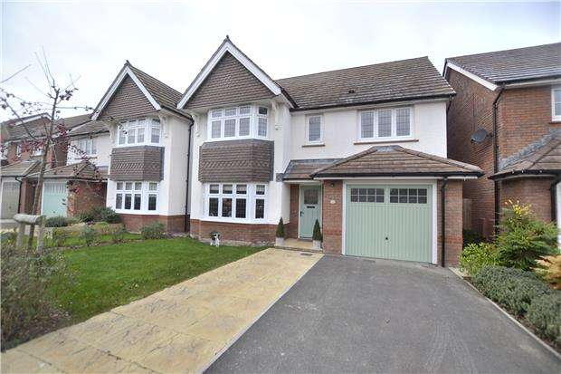4 Bedrooms Detached House for sale in Bridge Keepers Way, Hardwicke, Gloucester, GL2 4BE
