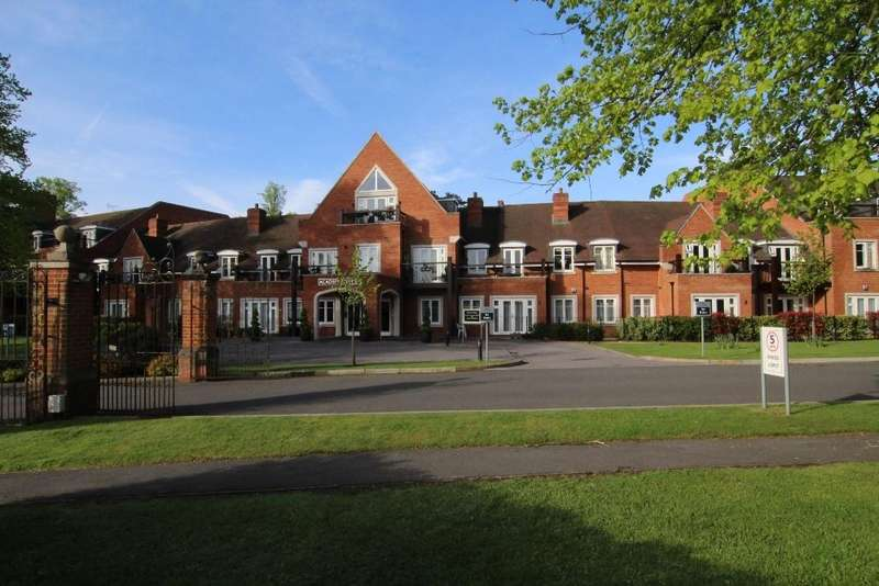 2 Bedrooms Ground Flat for sale in Academy House, Woolf Drive, Wokingham, Berkshire, RG40 1EZ