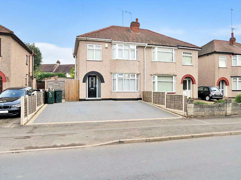 3 Bedrooms Semi Detached House for sale in Watery Lane, Coventry