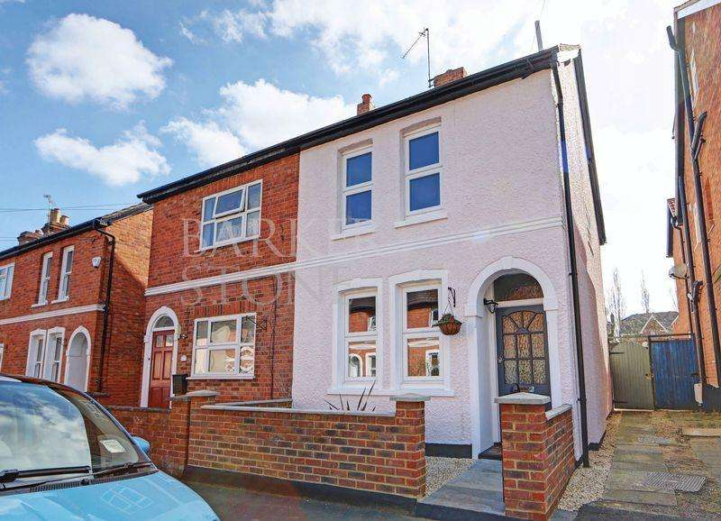 3 Bedrooms Semi Detached House for sale in Characterful College Rise