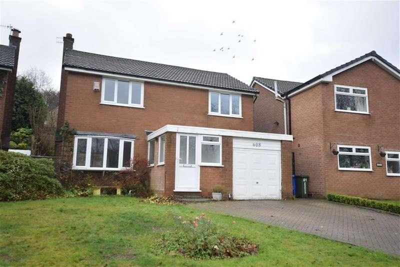 4 Bedrooms Detached House for sale in Huddersfield Rd, Stalybridge