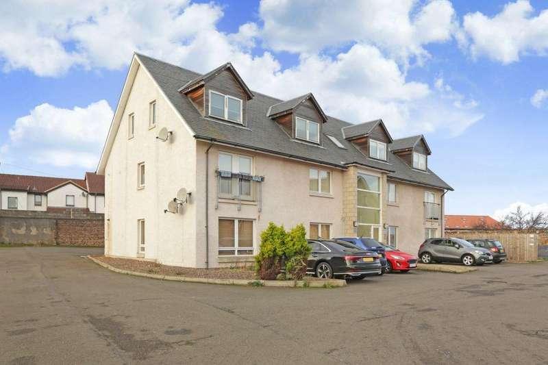 2 Bedrooms Flat for sale in Appletree House, 4/6 Elder Court, Tranent, EH33 1EN