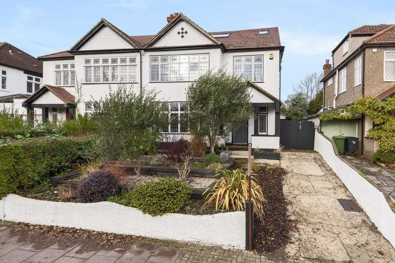 6 Bedrooms Semi Detached House for sale in Woodbastwick Road, Sydenham