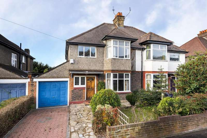 4 Bedrooms Semi Detached House for sale in Tankerville Road, Streatham