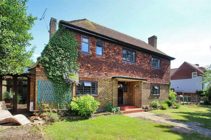 4 Bedrooms Detached House for sale in Eynsford, Sevenoaks