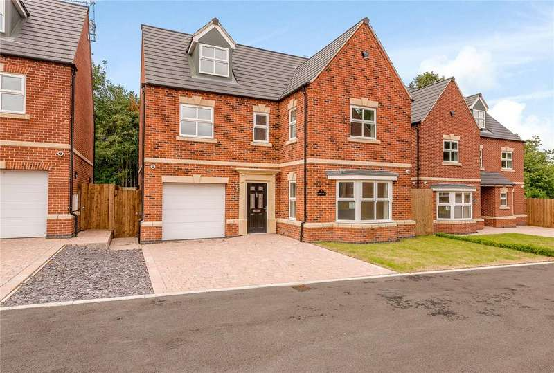 5 Bedrooms Detached House for sale in Carriage Close, Nottingham, NG3