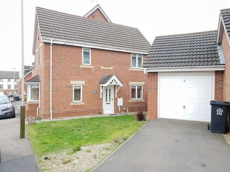 3 Bedrooms Semi Detached House for sale in Richmore Road, Hamilton, Leicester