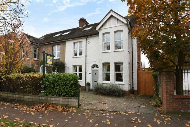5 Bedrooms Semi Detached House for sale in Park Avenue, Bedford