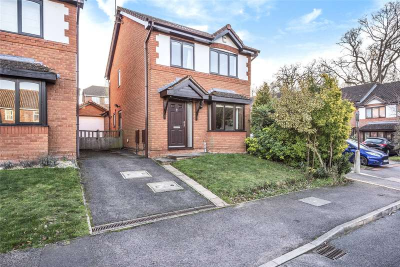 3 Bedrooms Detached House for sale in Roman Way, Warfield, Berkshire, RG42