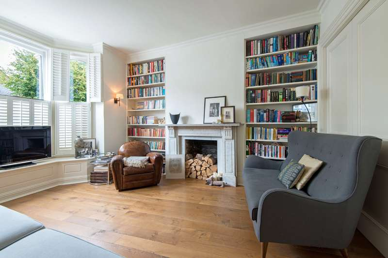 3 Bedrooms House for sale in Hillfield Road, West Hampstead