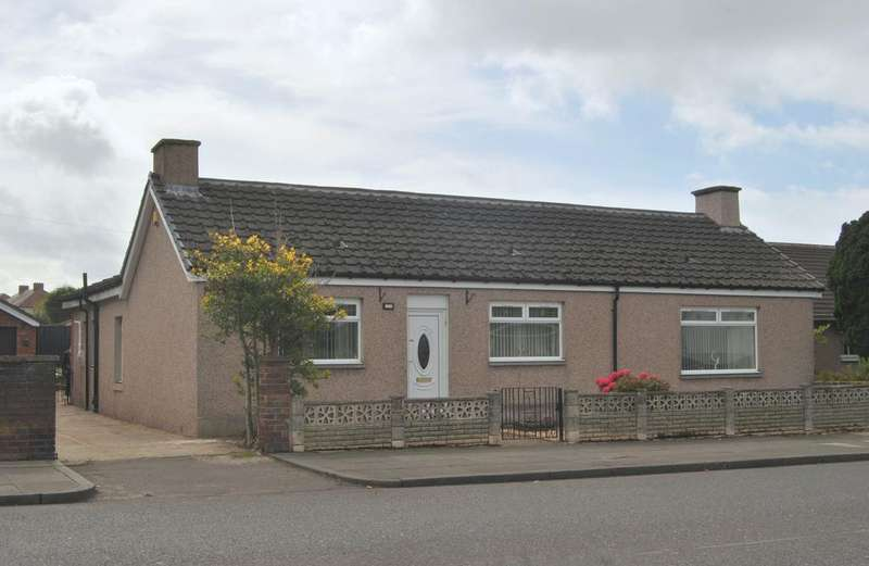 3 Bedrooms Cottage House for sale in Kirk Road, Wishaw ML2