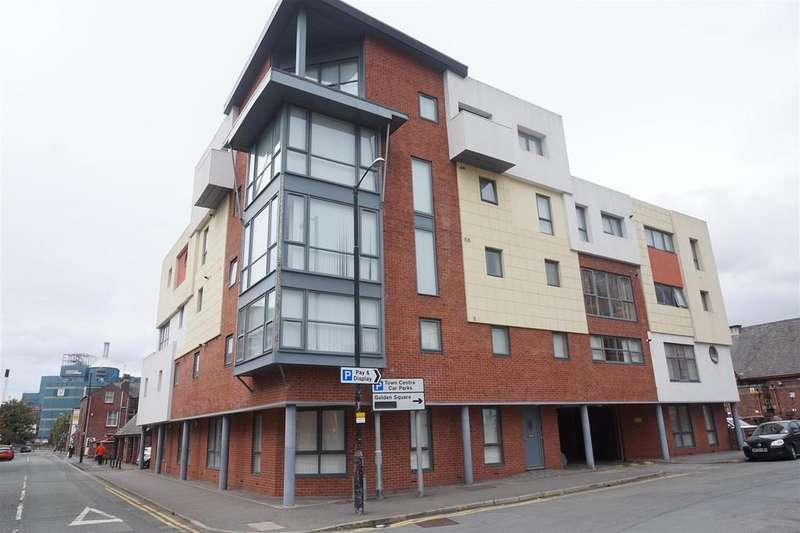 1 Bedroom Apartment Flat for sale in Pyramid Court, Winmarleigh Street, Warrington