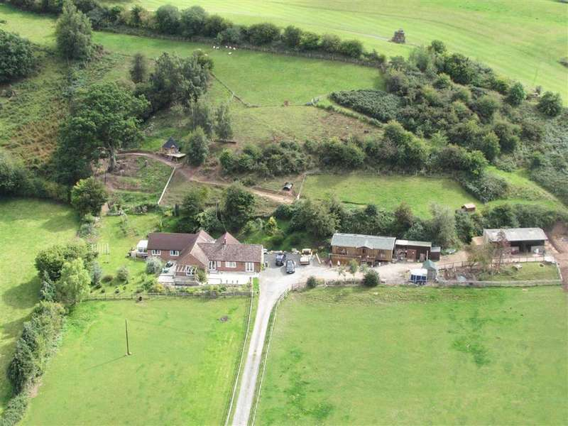 4 Bedrooms Detached House for sale in STOKE PRIOR, Leominster, Herefordshire