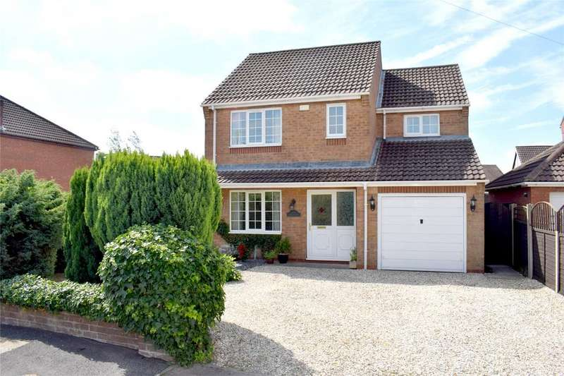 3 Bedrooms Detached House for sale in Front Street, Ulceby, Lincolnshire, DN39