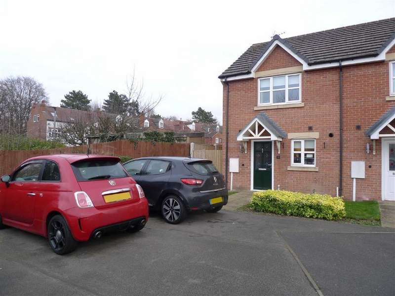 2 Bedrooms Town House for sale in Gayton Road, Ilkeston, Derbyshire