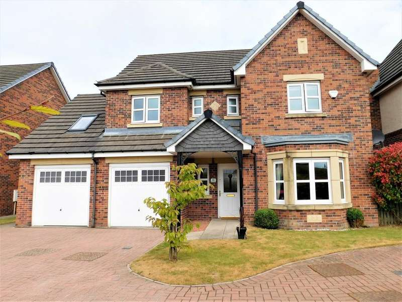 4 Bedrooms Detached House for sale in 48 Tarmachan Road, Dunfermline