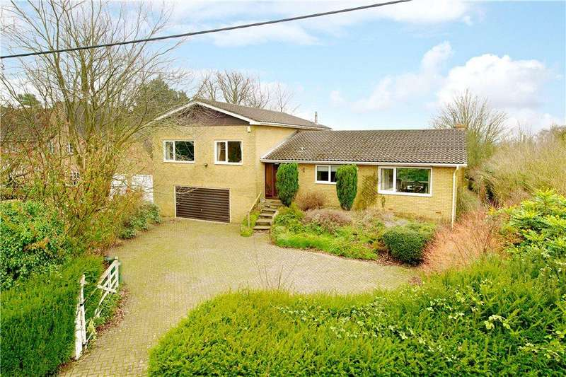 5 Bedrooms Detached House for sale in Pound Hill, Great Brickhill, Milton Keynes, Buckinghamshire