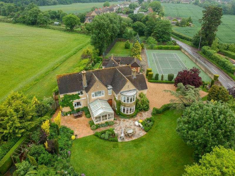 4 Bedrooms Detached House for sale in Gatehouse, Fernham Road, Shellingford, Faringdon