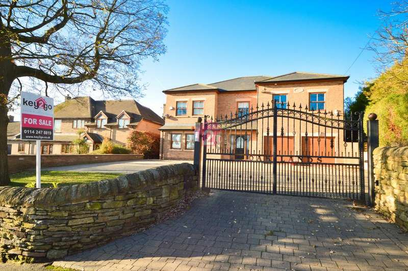 6 Bedrooms Detached House for sale in Main Road, Ridgeway, Sheffield, S12