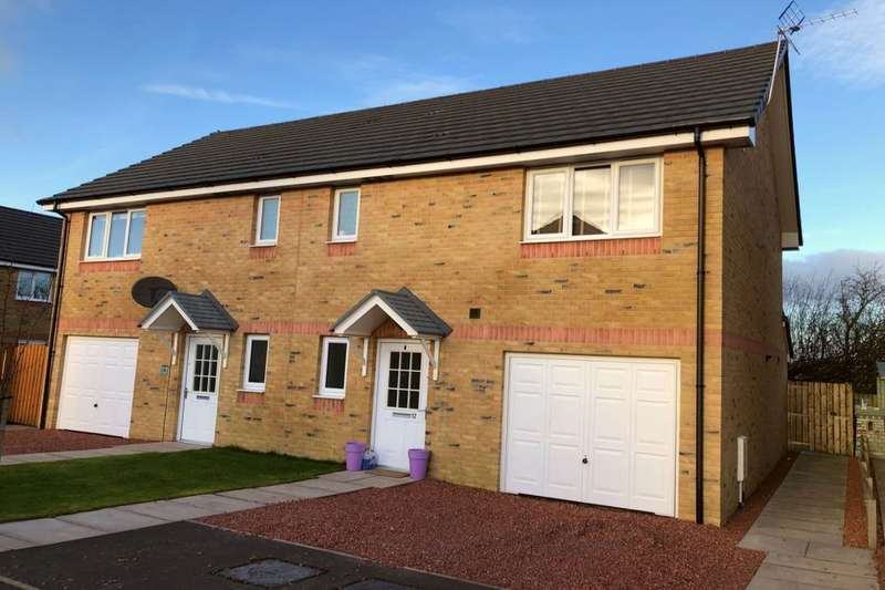 3 Bedrooms Semi Detached House for sale in Sandypoint Road, Dumfries, DG2