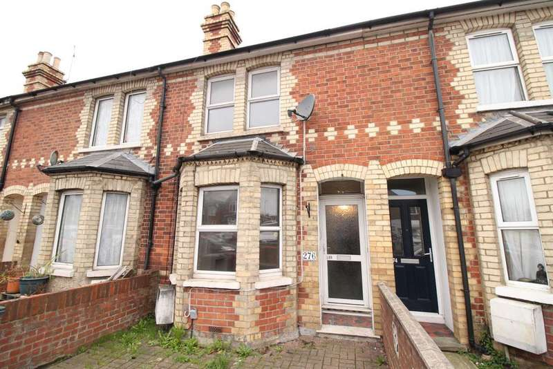 3 Bedrooms Terraced House for sale in Basingstoke Road, Reading, RG2 0HN