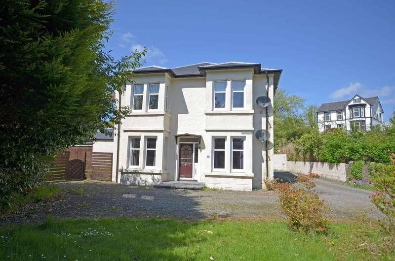 2 Bedrooms Flat for sale in 3 Wellington Street, Dunoon