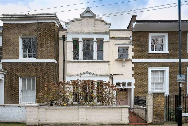 4 Bedrooms House for sale in Barnsbury Park, London, N1