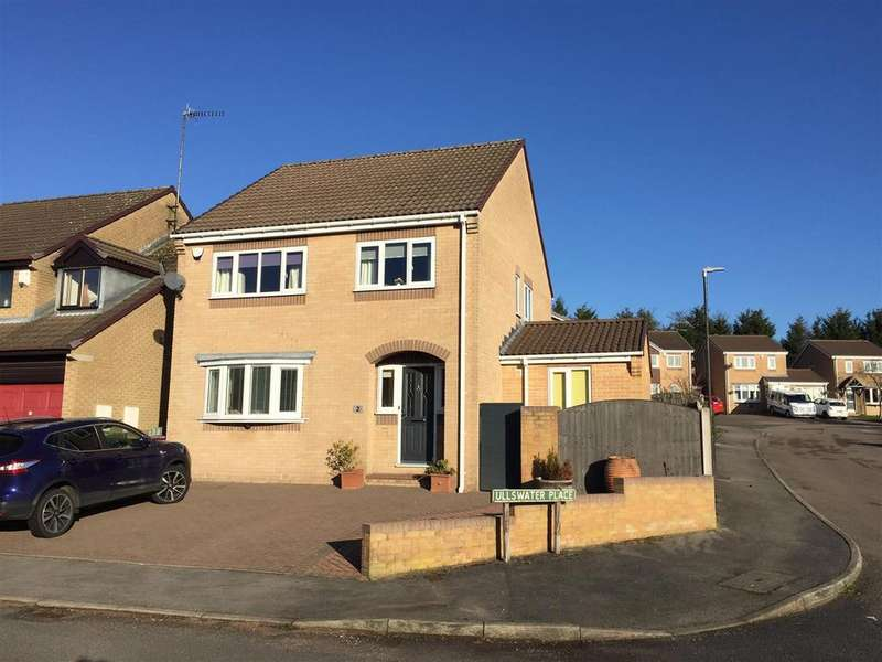 4 Bedrooms Detached House for sale in Ullswater Place, Dronfield Woodhouse, Dronfield