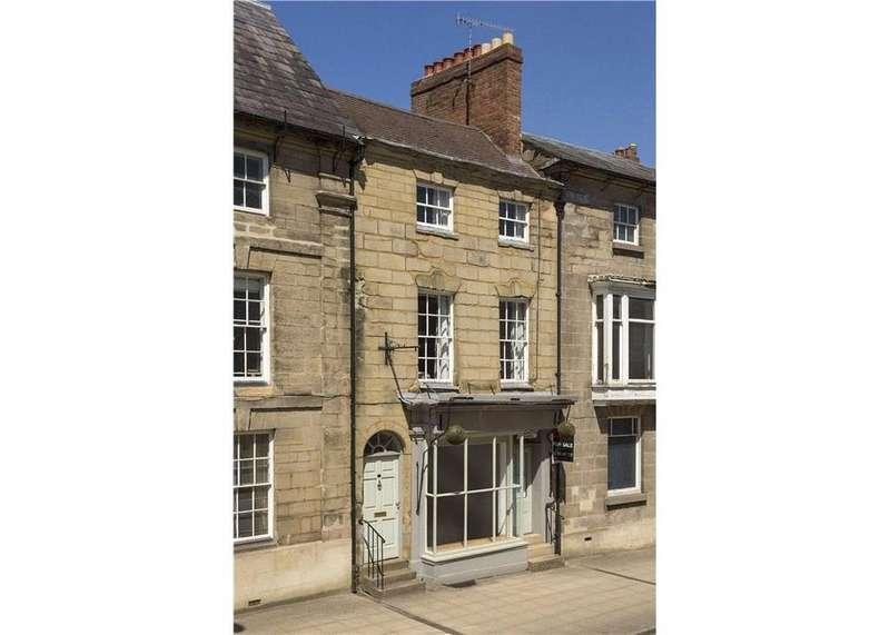 5 Bedrooms Town House for sale in Jury Street, Warwick, CV34