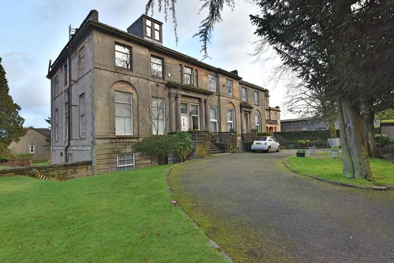 4 Bedrooms Flat for sale in FORSYTH STREET, FLAT 1-1, GREENOCK PA16