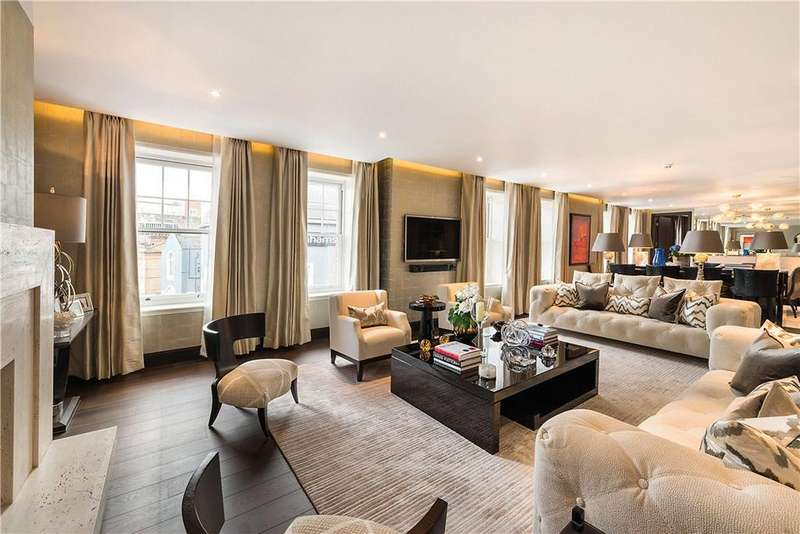 3 Bedrooms Flat for sale in Montpelier Street, Knightsbridge, London, SW7