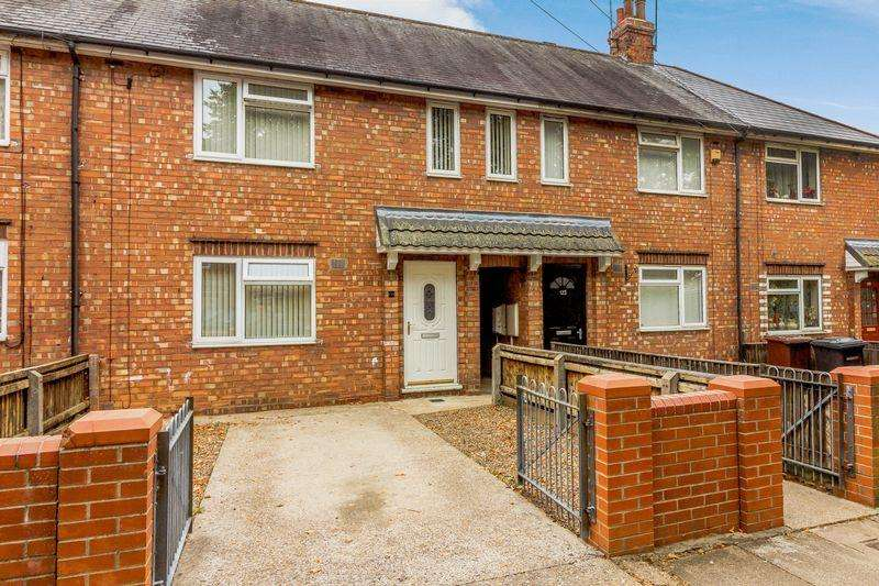 3 Bedrooms Terraced House for sale in Browning Drive, Lincoln