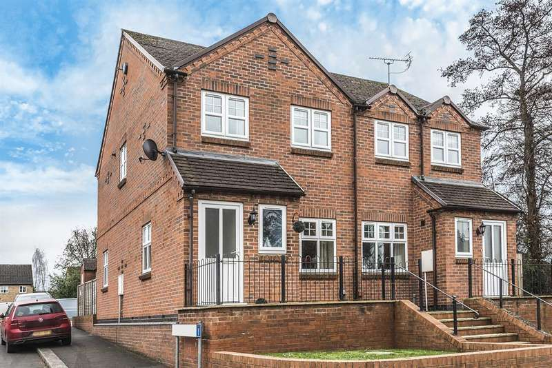 3 Bedrooms Semi Detached House for sale in Holme Lacy Road, Hereford, HR2 6ED