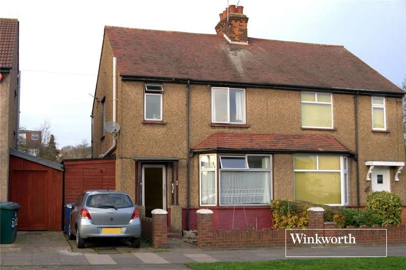 3 Bedrooms Semi Detached House for sale in Mays Lane, Barnet, Herts, EN5