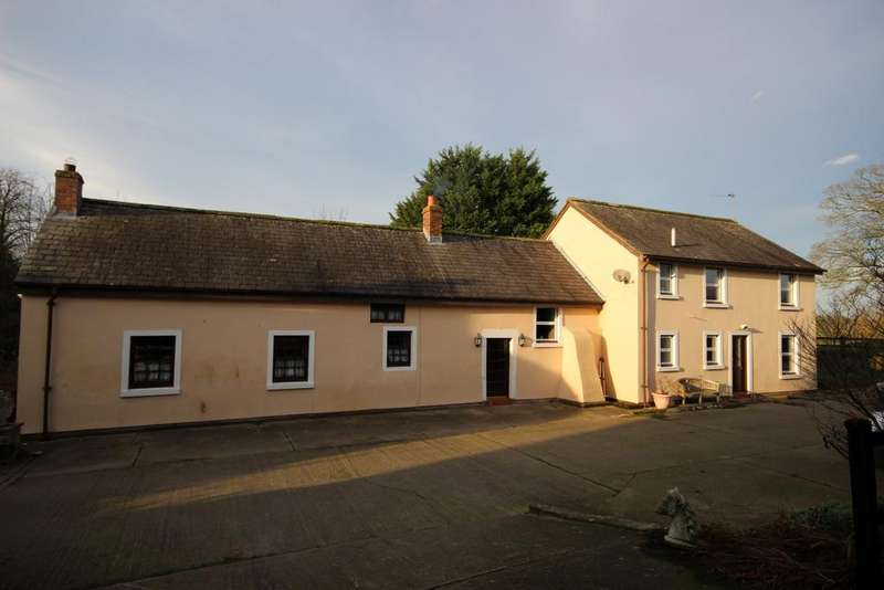 3 Bedrooms Farm Commercial for sale in The Croft, Kirkandrews on Eden, Carlisle CA5