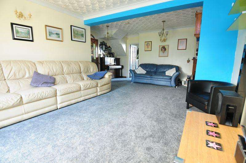 4 Bedrooms Semi Detached House for sale in Addiscombe Road, Whitchurch, Bristol, BS14
