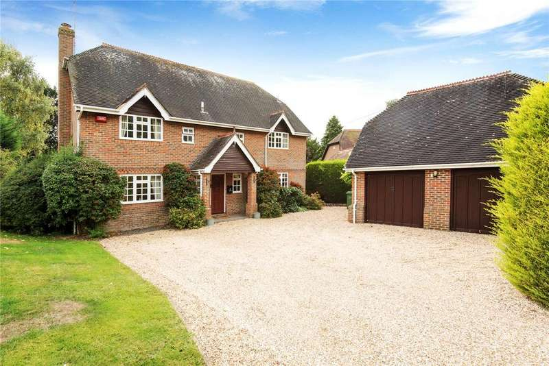 4 Bedrooms Detached House for sale in School Lane, Itchen Abbas, Winchester, Hampshire, SO21